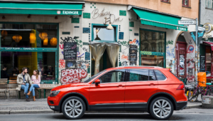 Volkswagen Tiguan Wallpaper