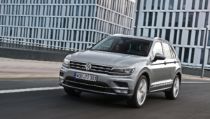Volkswagen Tiguan Wallpapers And Backgrounds