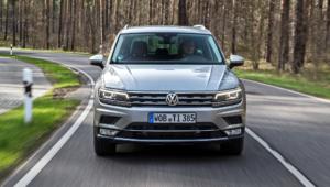 Volkswagen Tiguan Widescreen