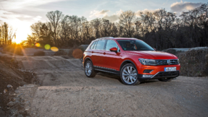 Volkswagen Tiguan For Desktop