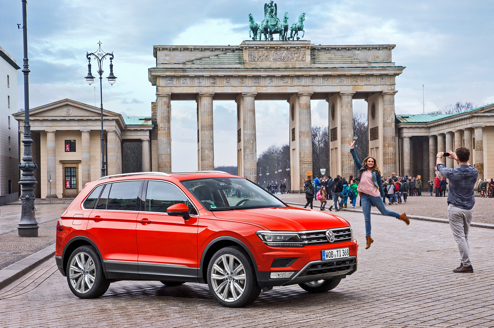Volkswagen Tiguan Full HD