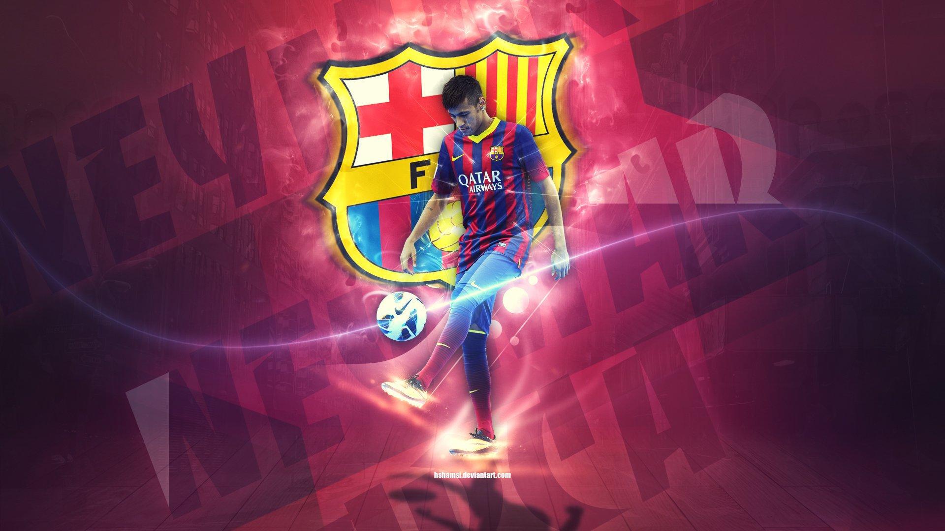 Barcelona Neymar Wallpapers Wallpaper