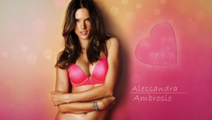 Alessandra Ambrosio HD Desktop