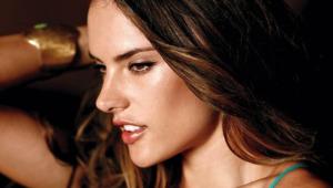 Alessandra Ambrosio HD Wallpaper