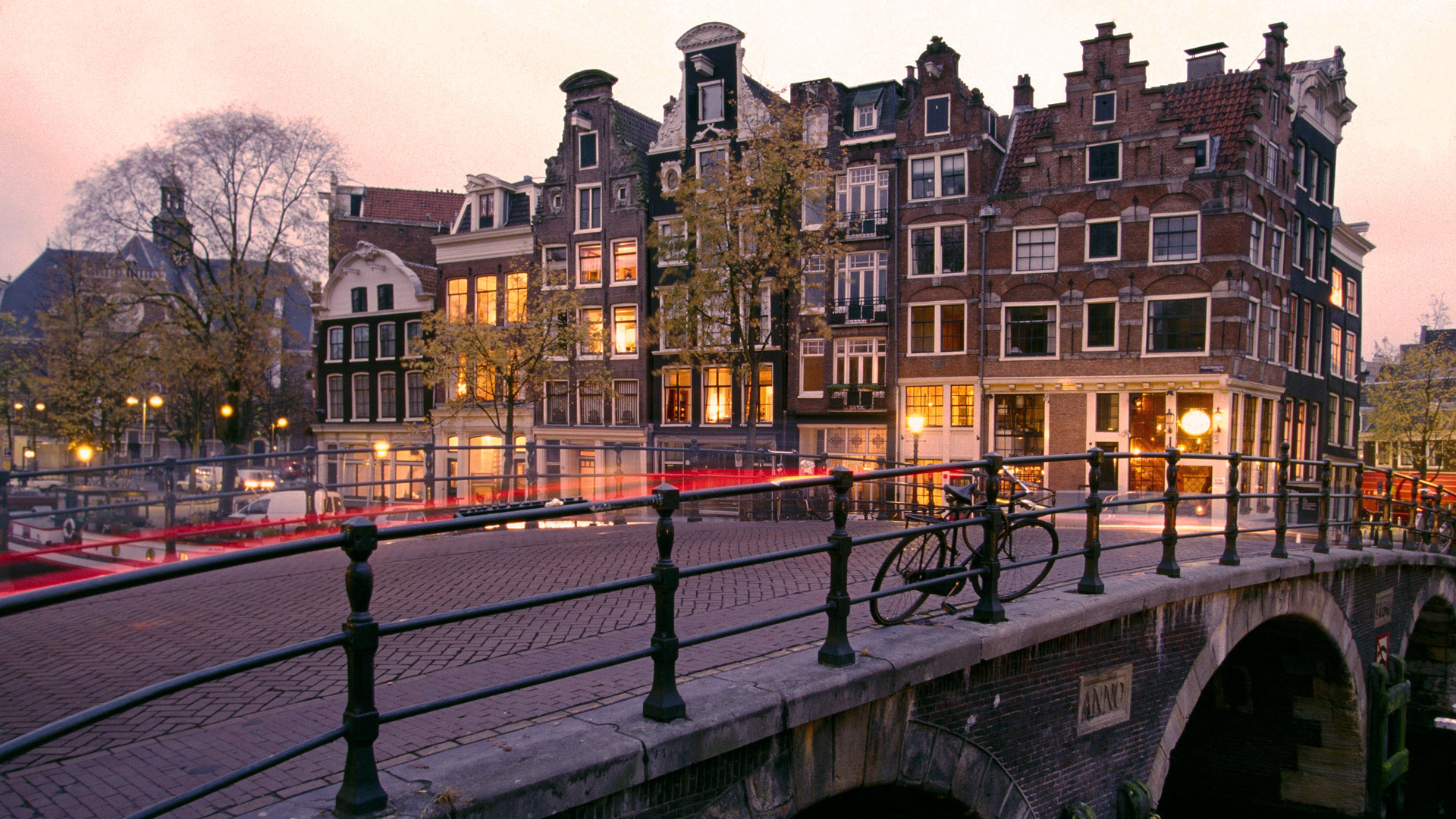 Amsterdam Computer Backgrounds