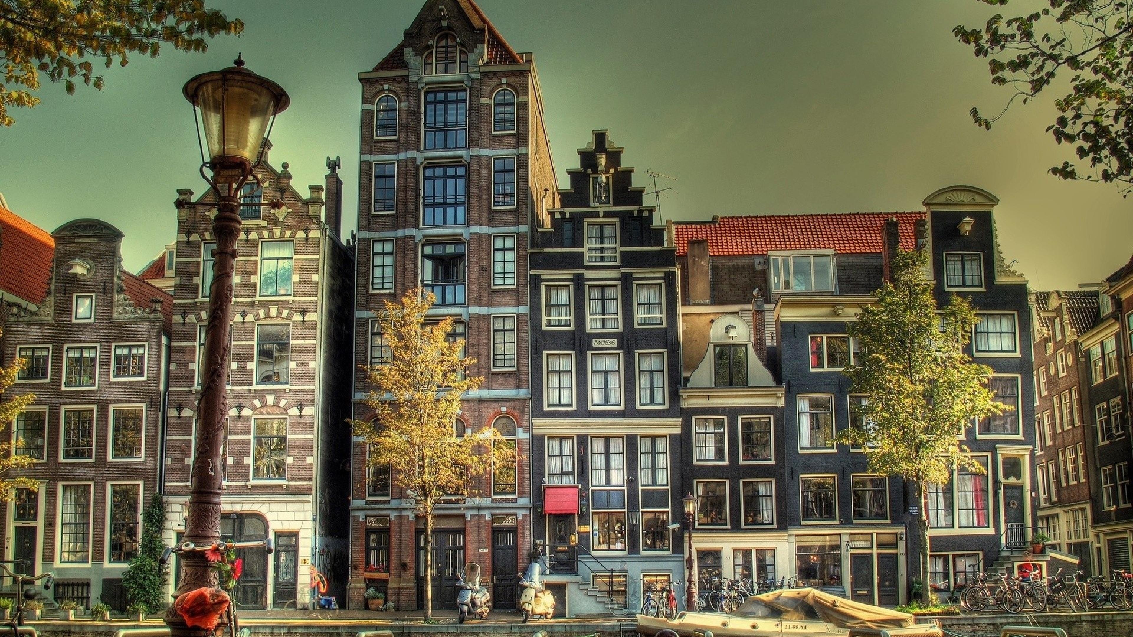Amsterdam Wallpap