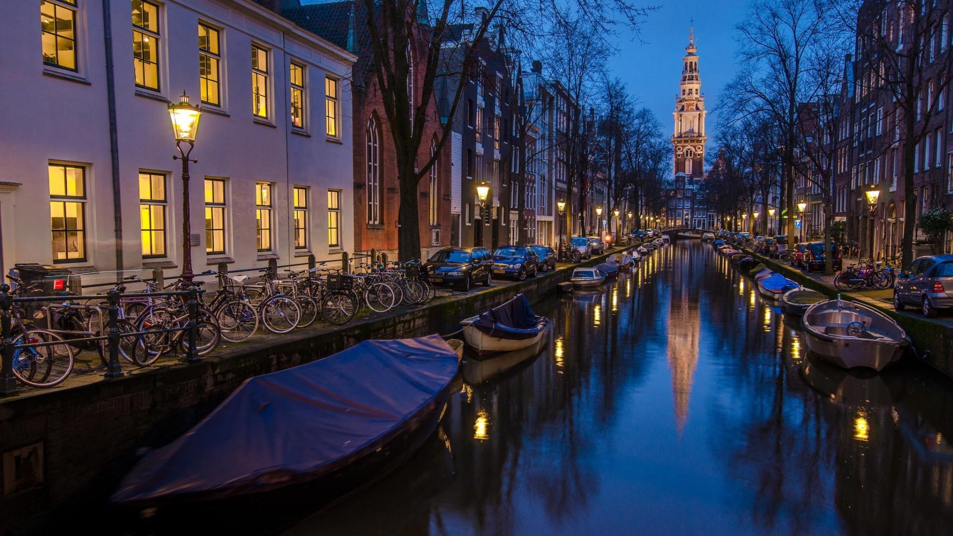 Amsterdam For Desktop
