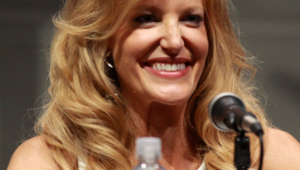 Anna Gunn HD Iphone