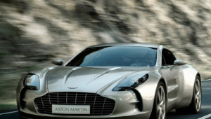 Aston Martin One 77 Images