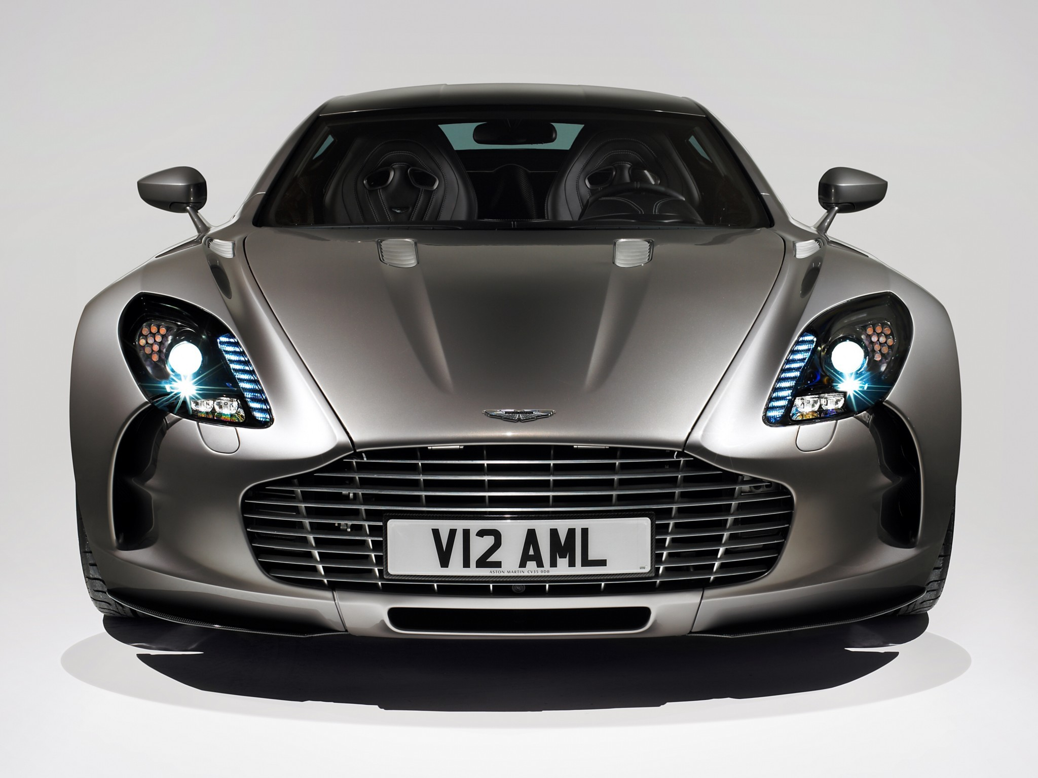 Aston Martin One 77 Pictures