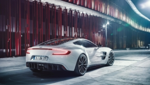 Aston Martin One 77 Widescreen
