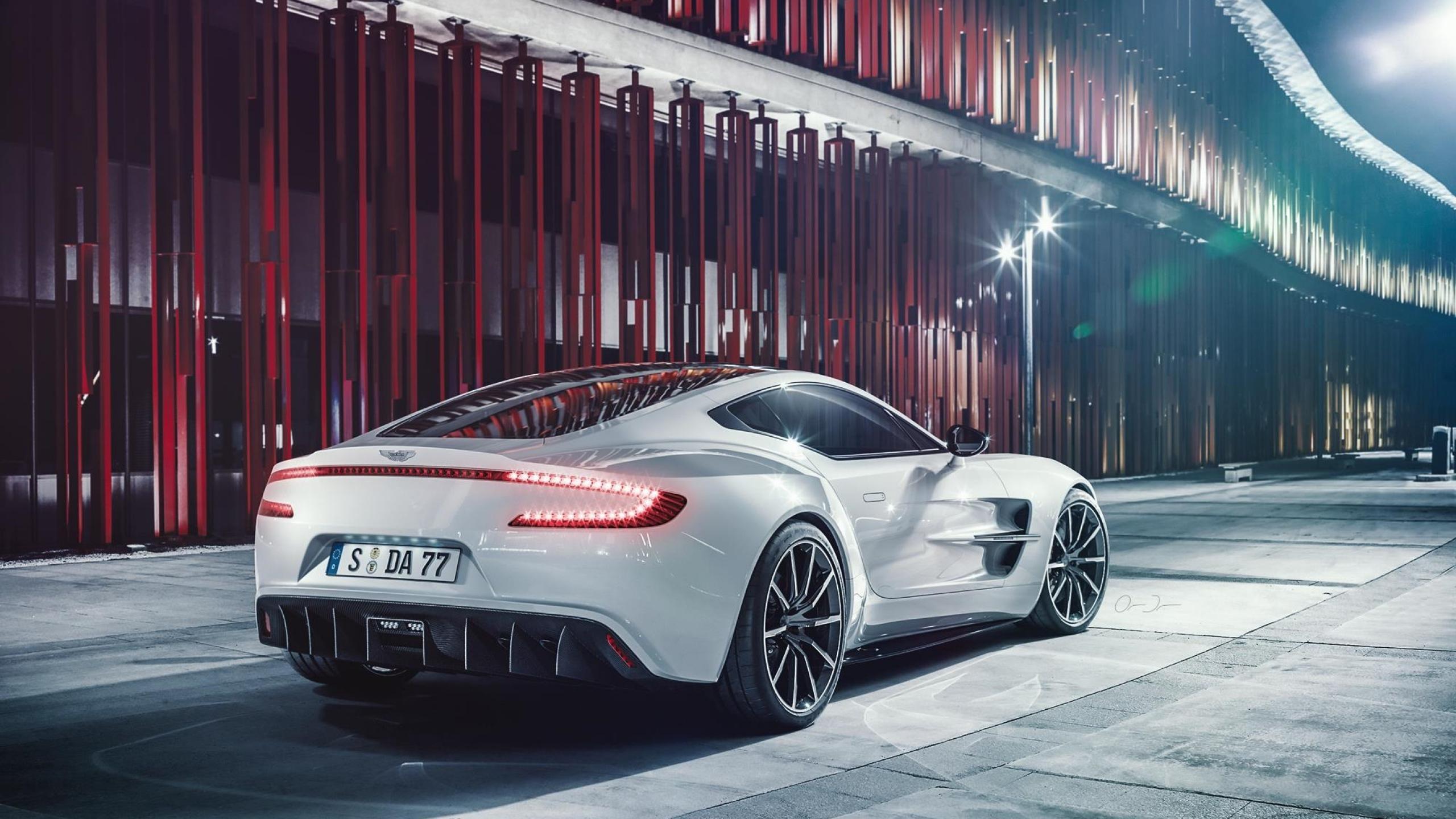 Aston Martin One 77 Widescreen
