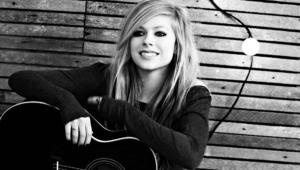Avril Lavigne Computer Wallpaper
