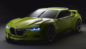 BMW 3.0 CSL Hommage Concept 4K