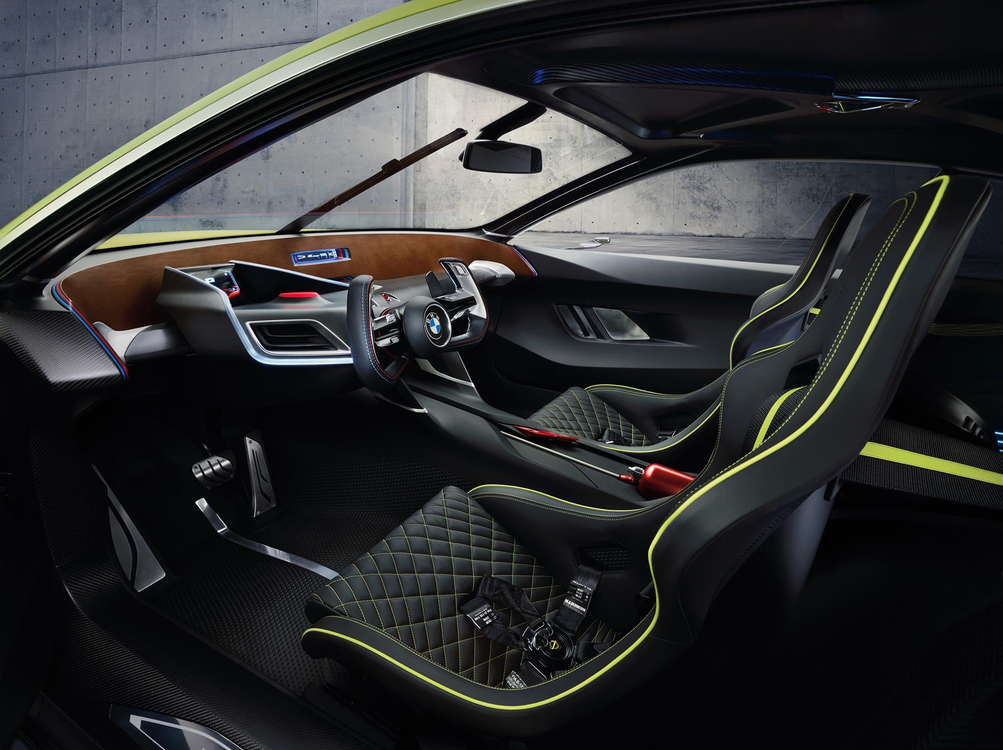 BMW 3.0 CSL Hommage Concept Background