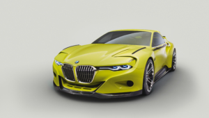BMW 3.0 CSL Hommage Concept HD