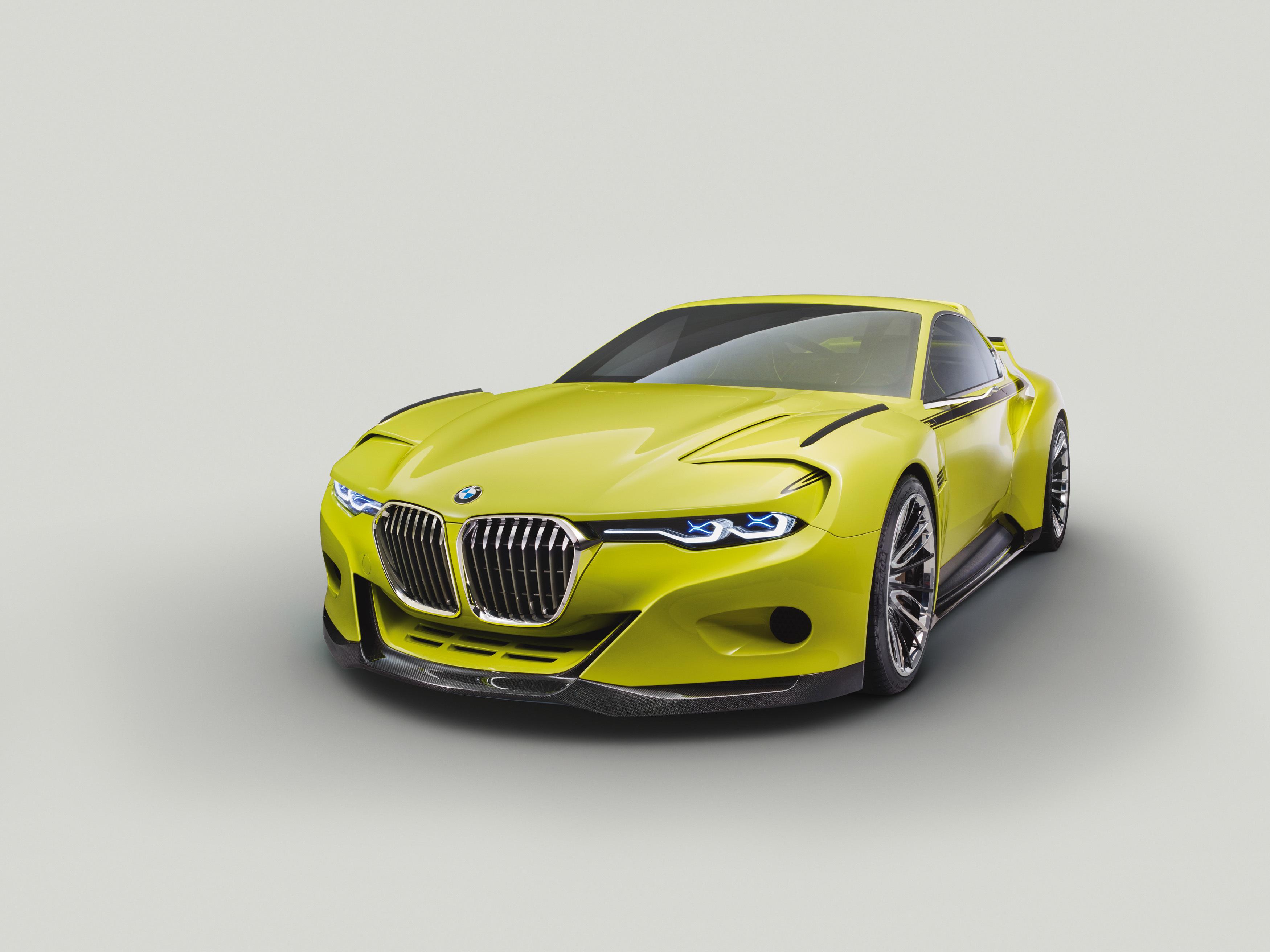 BMW 3.0 CSL Hommage Concept HD