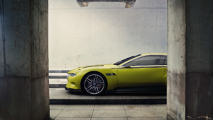 BMW 3.0 CSL Hommage Concept Photos