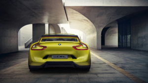 BMW 3.0 CSL Hommage Concept Pictures