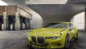 BMW 3.0 CSL Hommage Concept Wallpapers HD