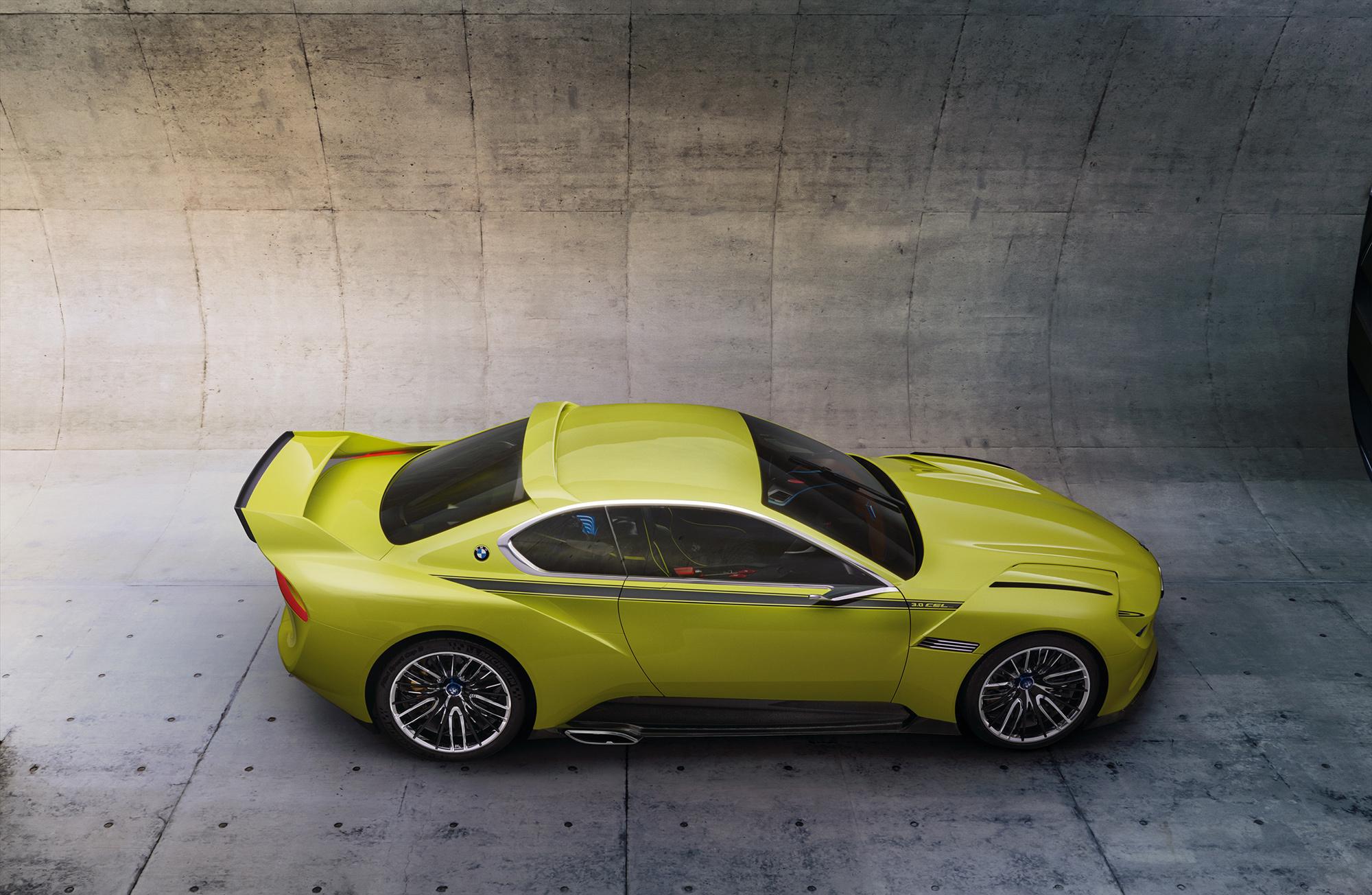 BMW 3.0 CSL Hommage Concept Widescreen