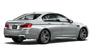 BMW M5 Competition Edition Pictures