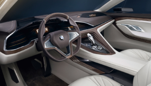 BMW Vision Future Luxury HD Background