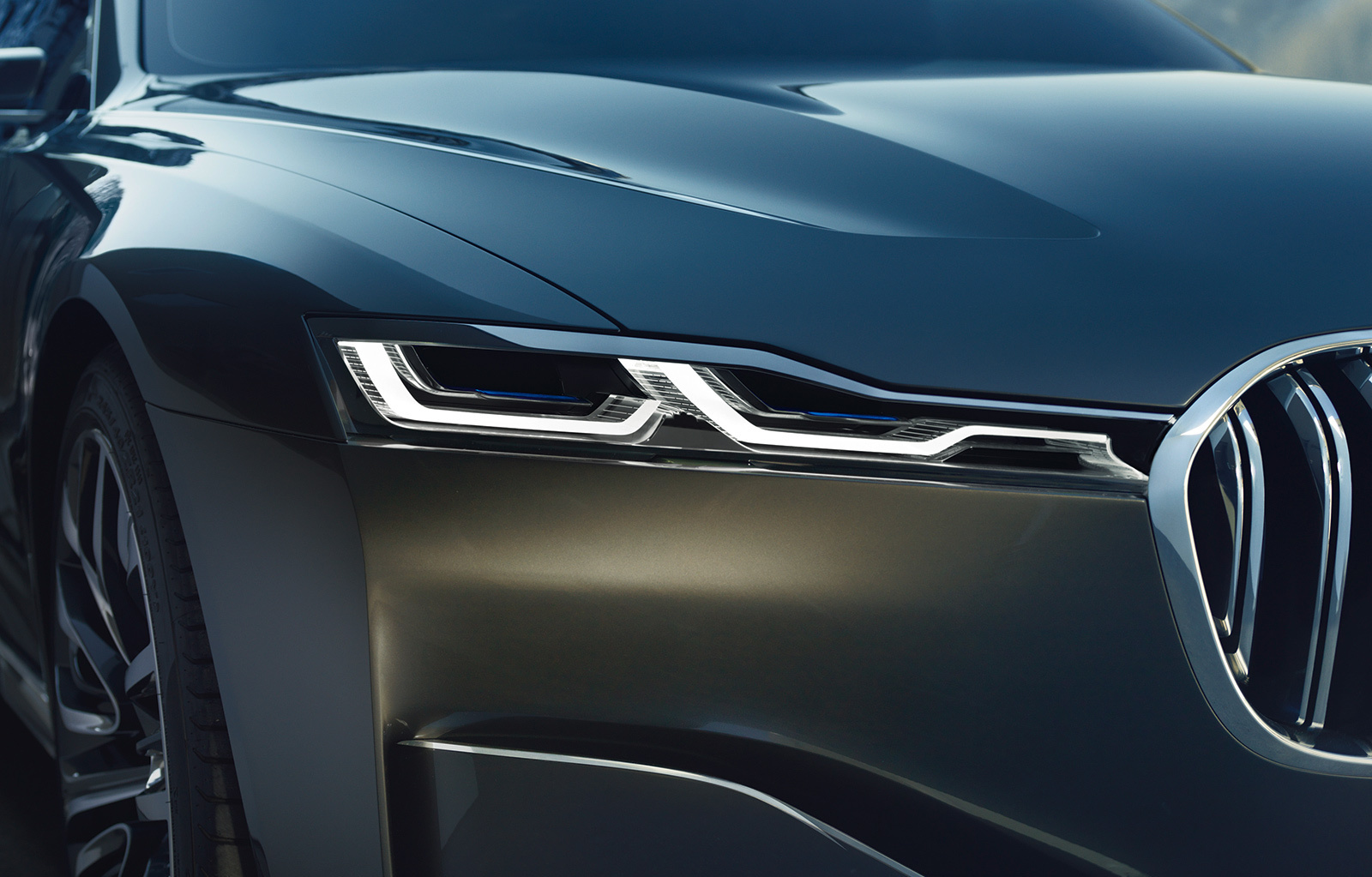 BMW Vision Future Luxury High Quality Wallpapers