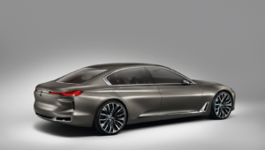 BMW Vision Future Luxury Images