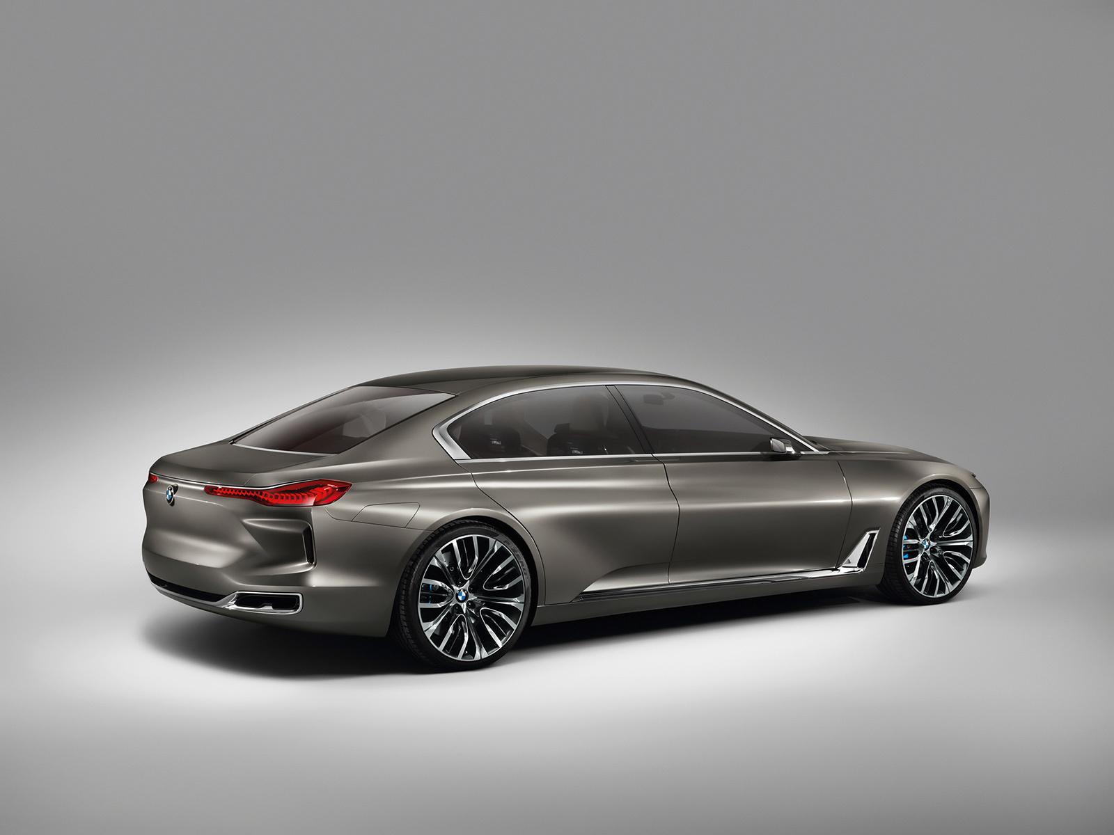 BMW Vision Future Luxury Images