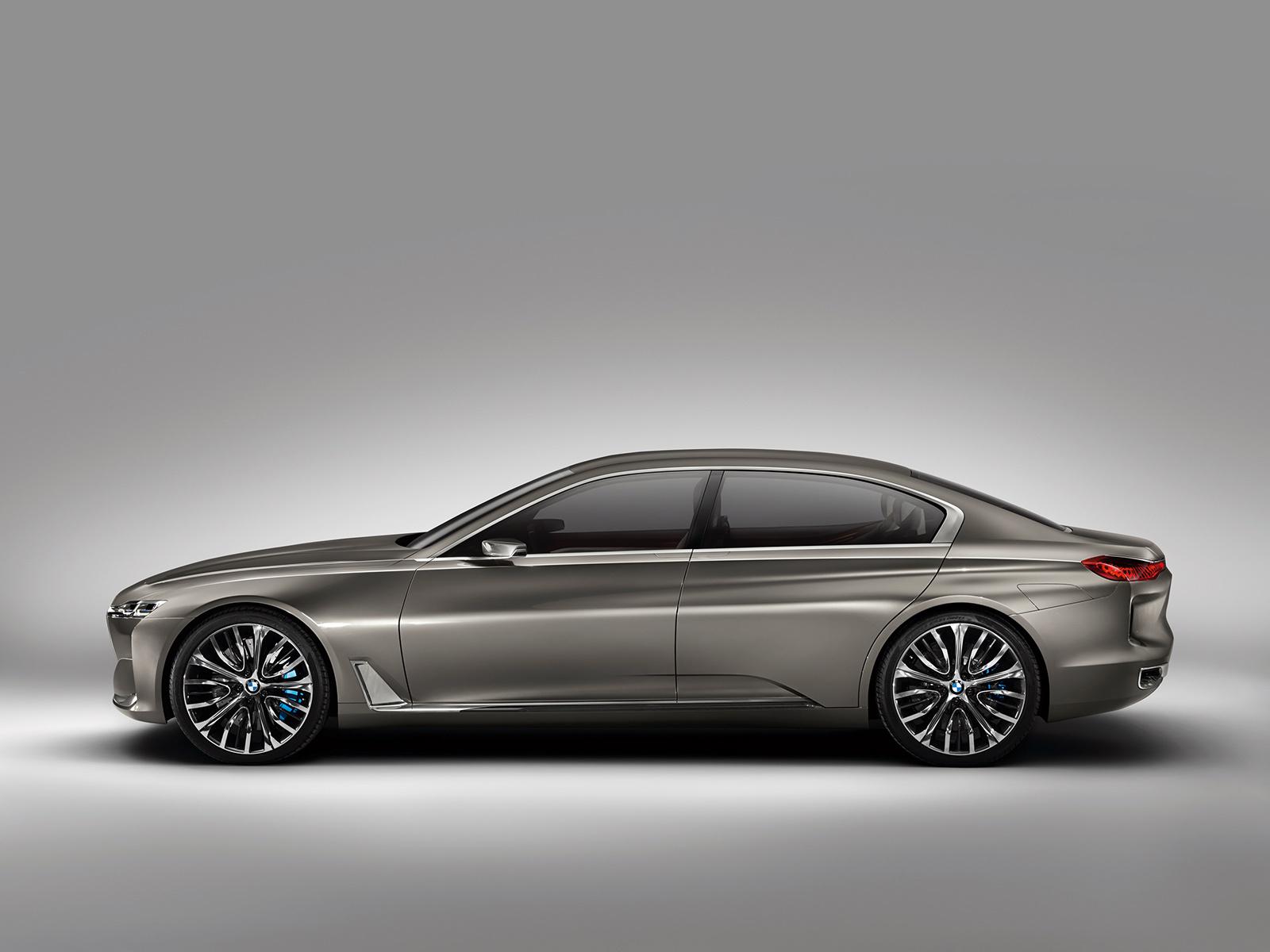 BMW Vision Future Luxury Photos