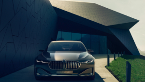 BMW Vision Future Luxury Wallpapers