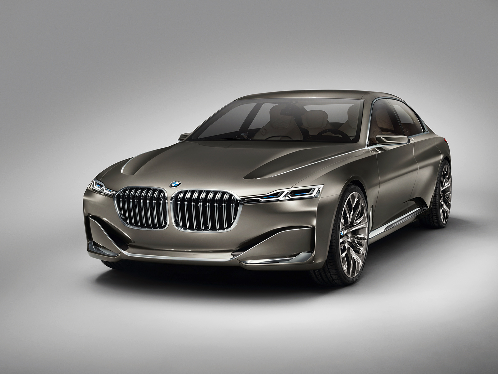 BMW Vision Future Luxury Wallpapers HD