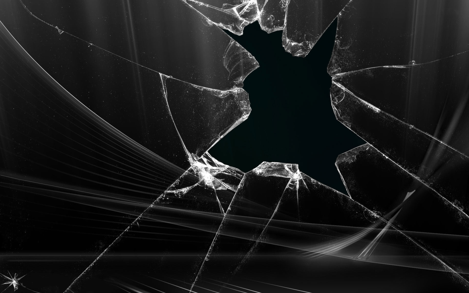 Black Abstract Free HD Wallpapers