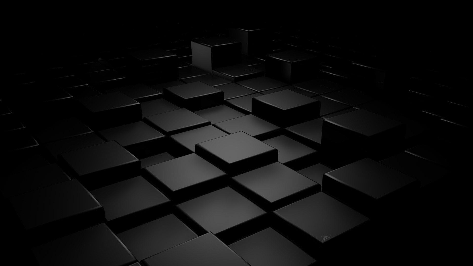 Black Abstract Screenshots