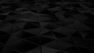 Black Abstract For Desktop