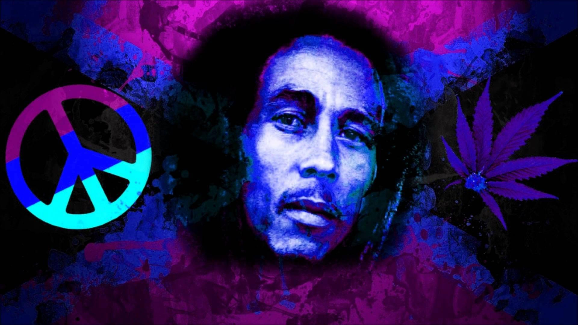 Bob Marley 4K