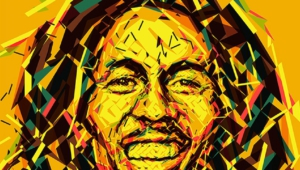 Bob Marley HD Background