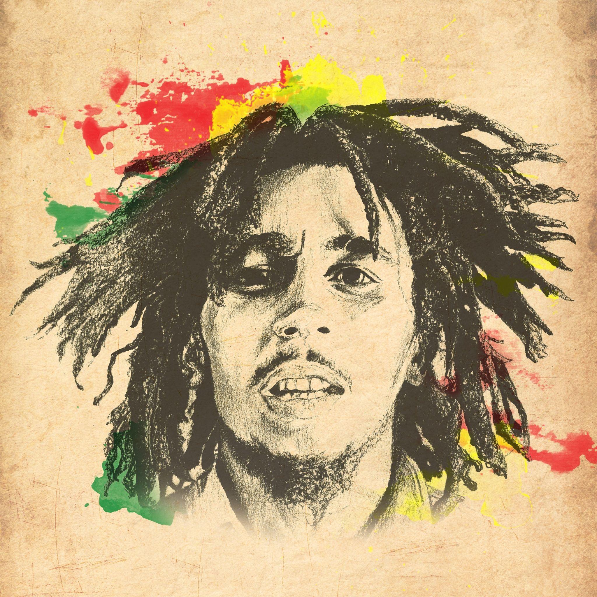 Bob Marley High Definition Wallpapers