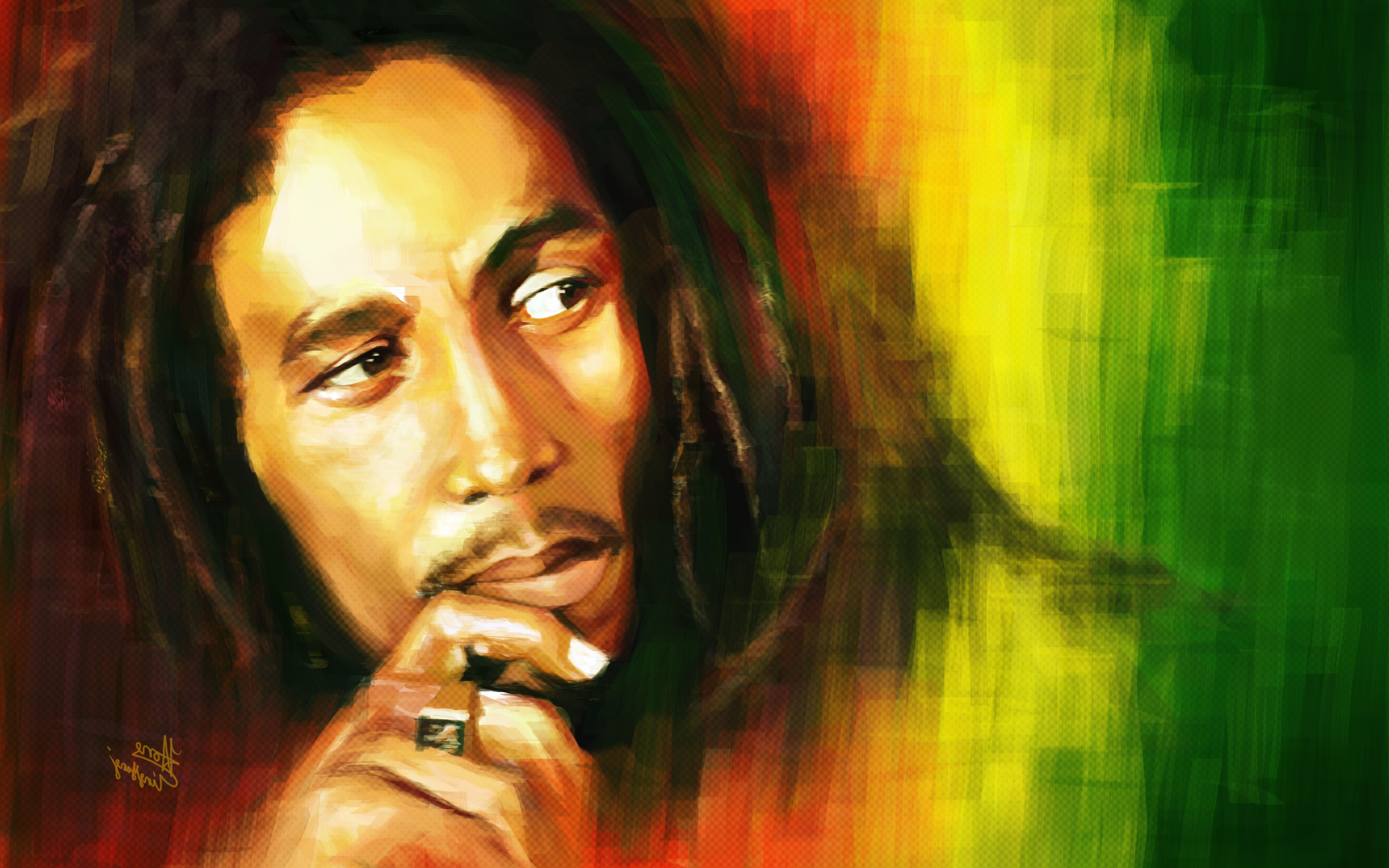 Bob Marley Wallpapers HD