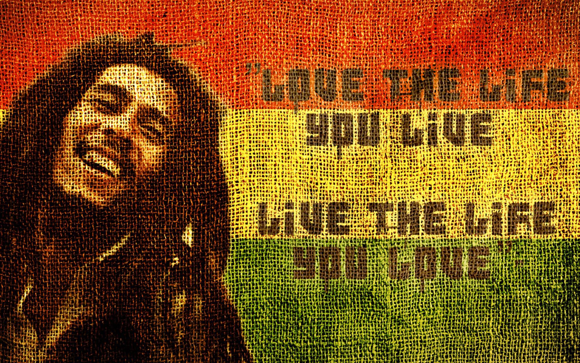 Bob Marley For Desktop