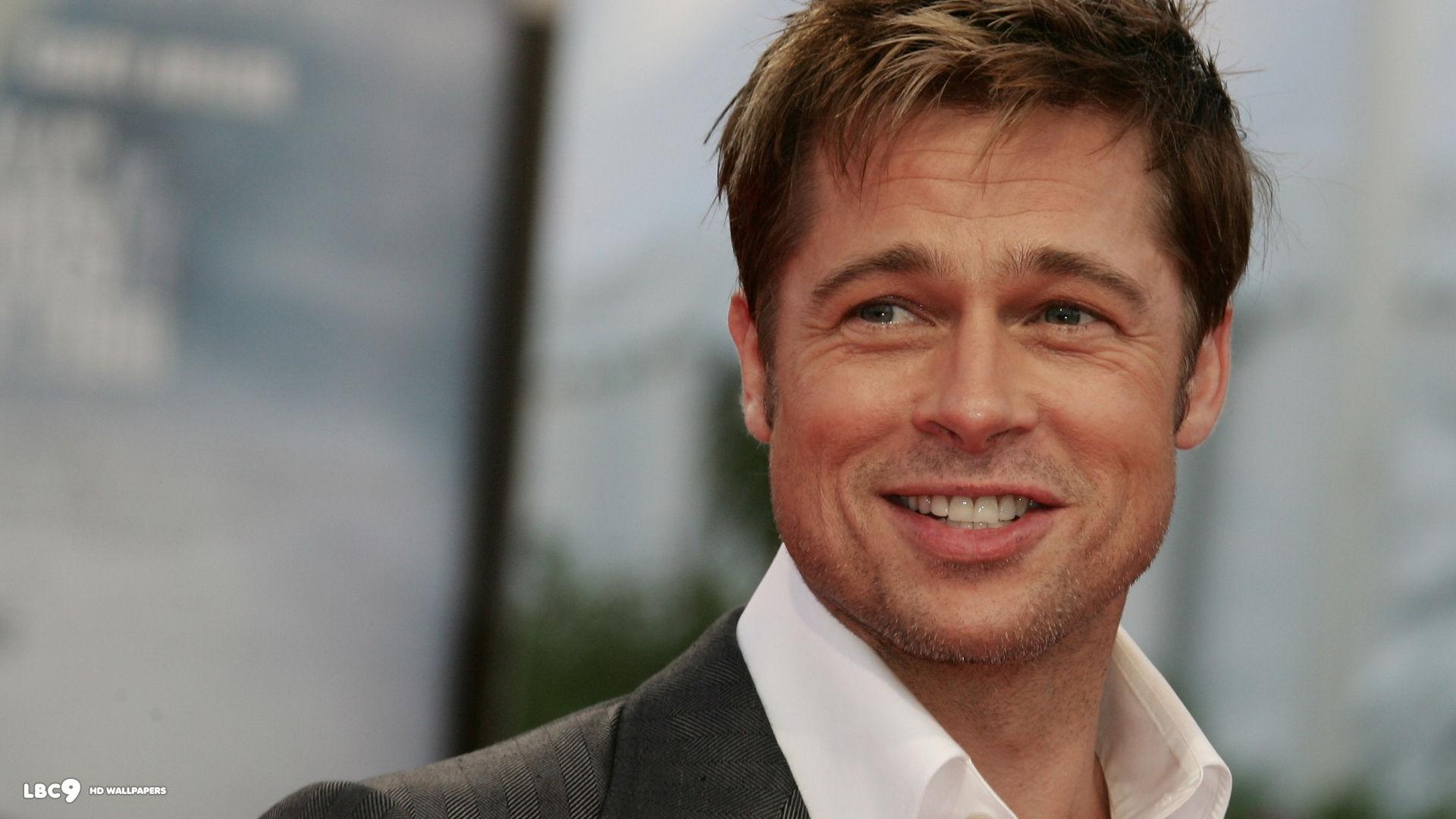 Brad Pitt 4K