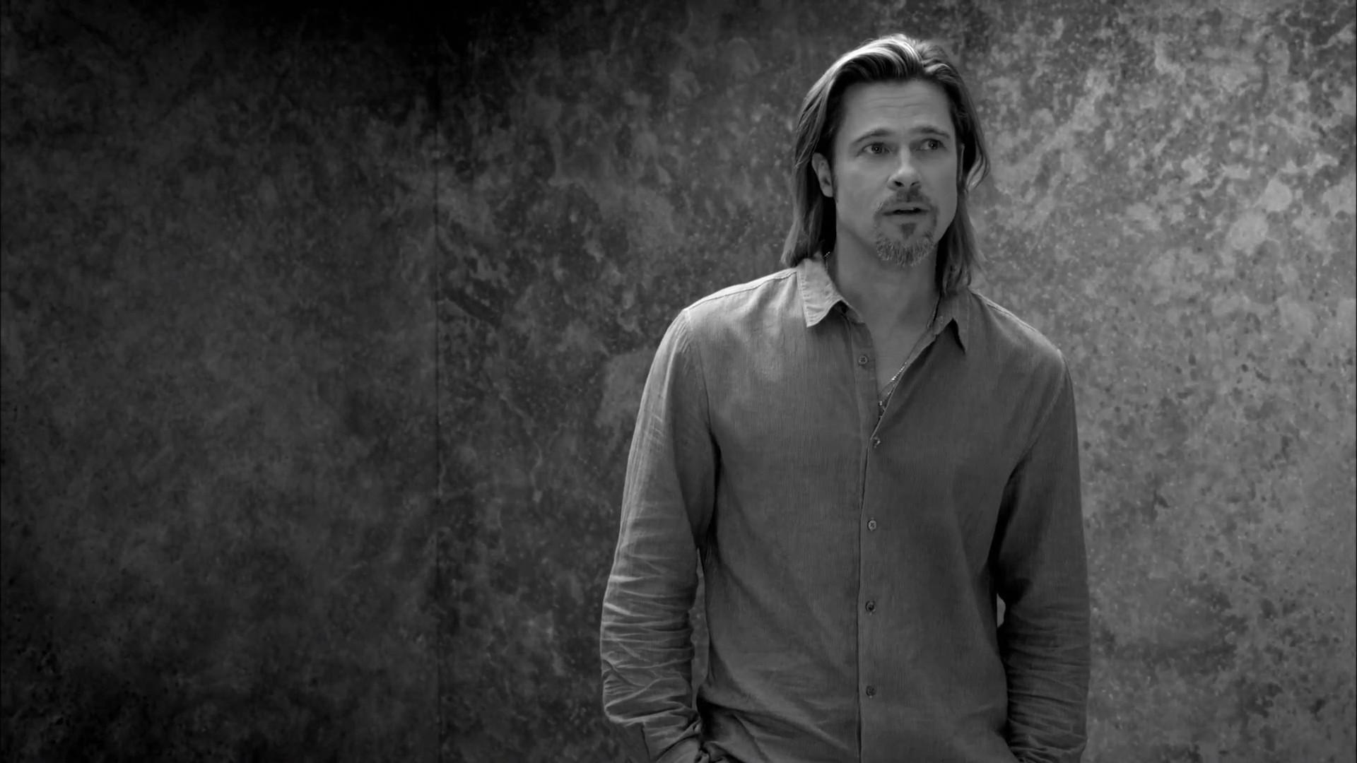Brad Pitt Desktop Wallpaper