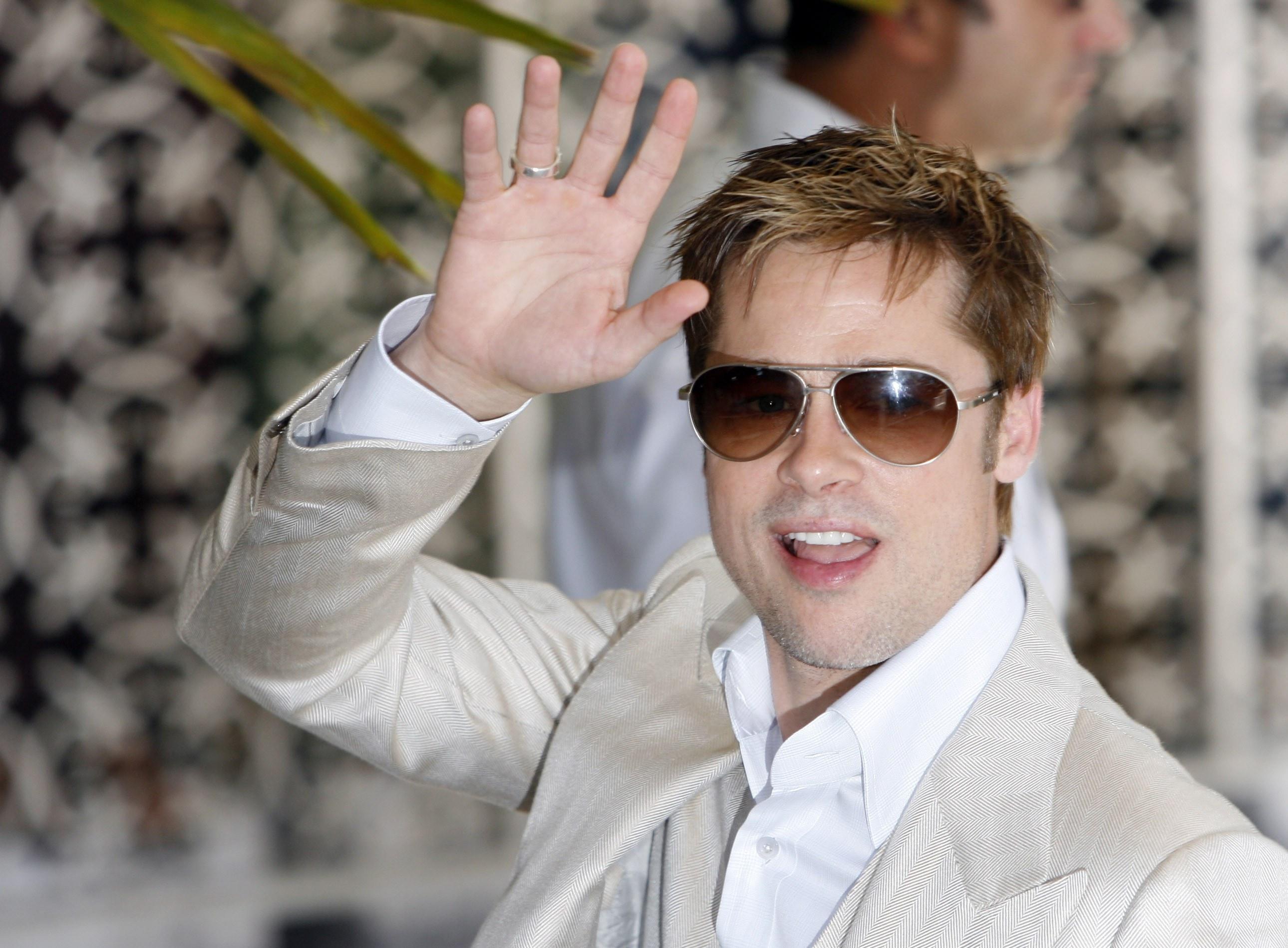Brad Pitt HD Background