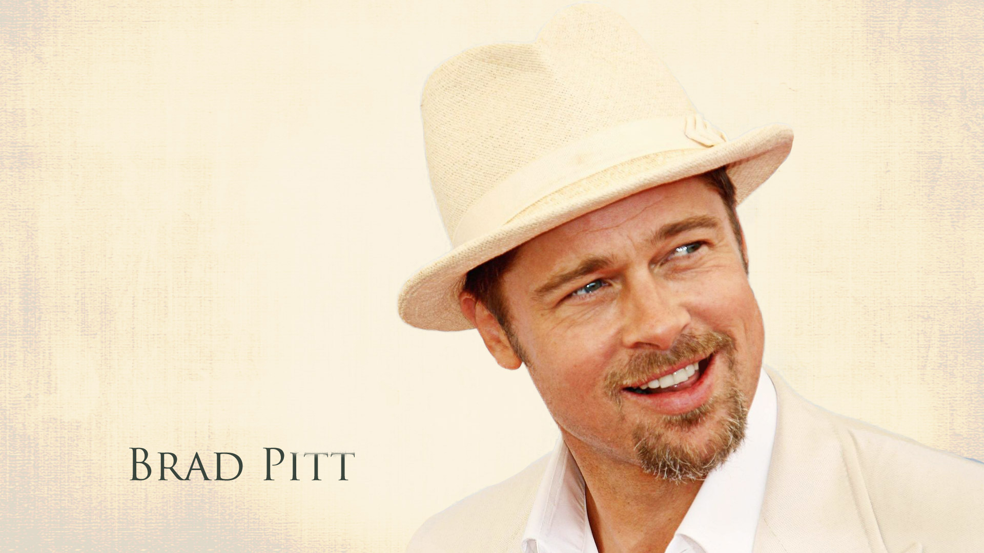 Brad Pitt Sexy Wallpapers