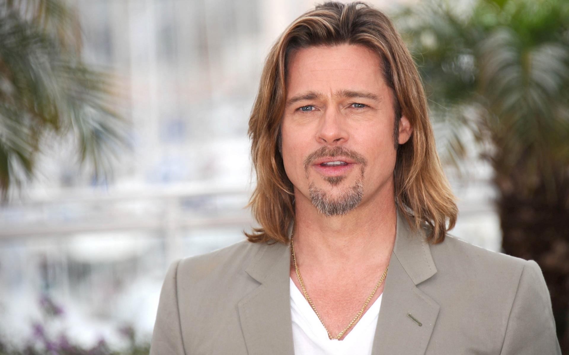 Brad Pitt For Desktop