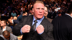 Brock Lesnar Background