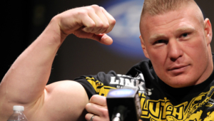 Brock Lesnar HD Wallpaper