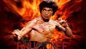 Bruce Lee HD Background