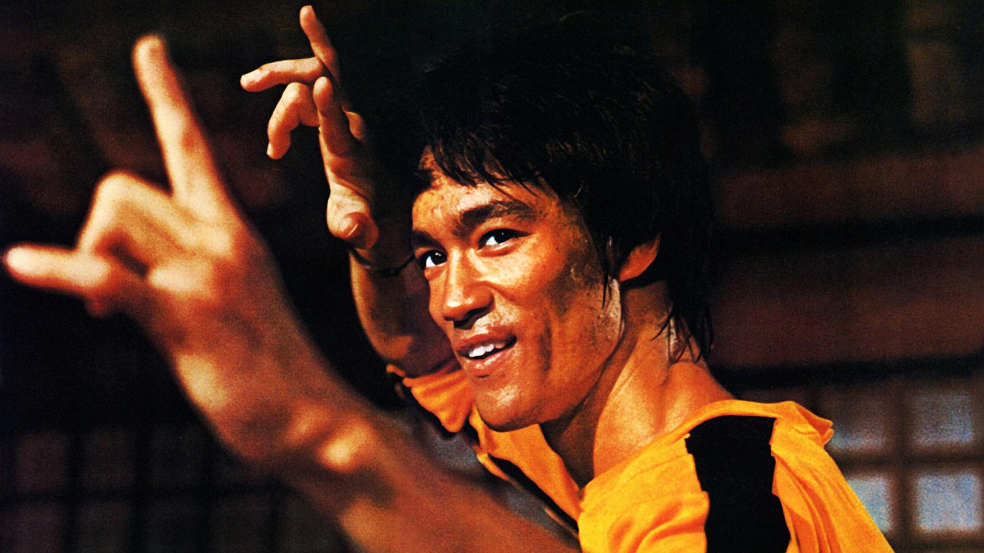 Bruce Lee HD Wallpaper